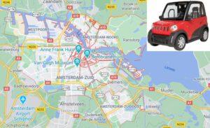 brommobiel kopen Amsterdam
